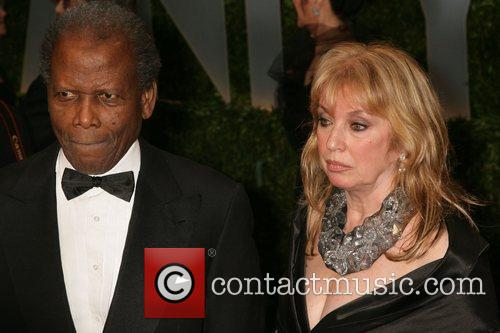 Sidney Poitier, Vanity Fair and Academy Awards