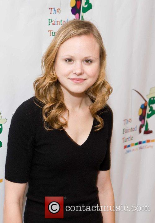 Alison Pill Benefit for the Painted Turtle at...