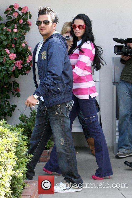 Peter Andre and Katie Price 1