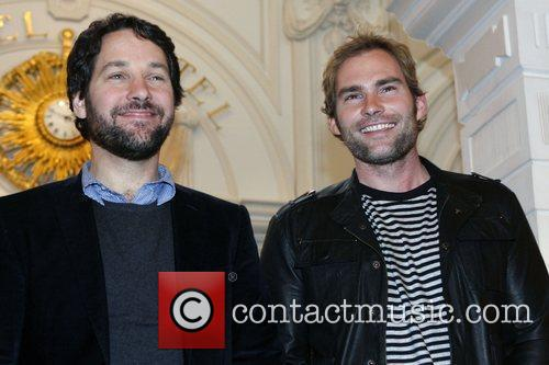 Paul Rudd and Seann William Scott