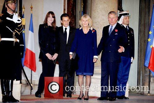 Carla Bruni-sarkozy and Prince Charles 6