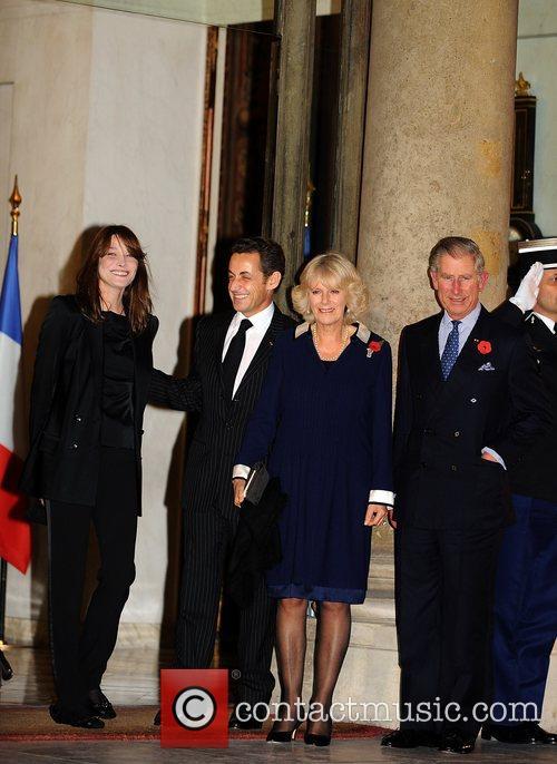 Carla Bruni-sarkozy and Prince Charles 4