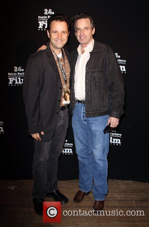 Richard Gabai and Robert Carradine