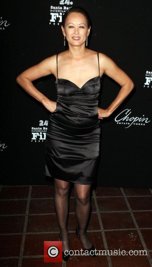 Julia Nickson-soul and Penelope Cruz