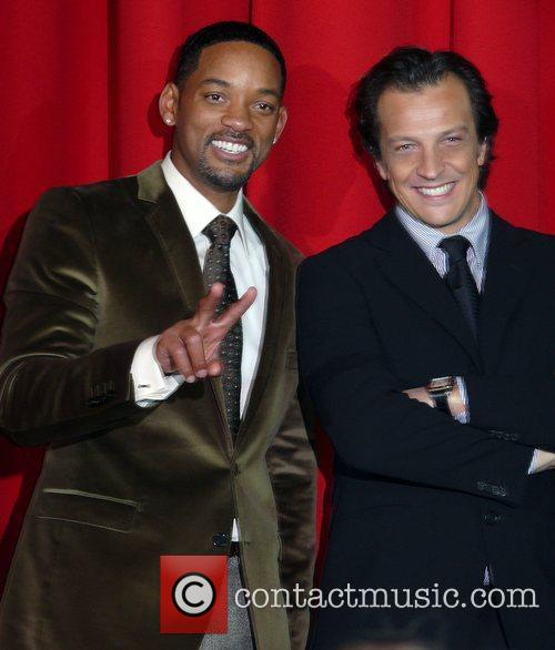 Will Smith and Gabriele Muccino