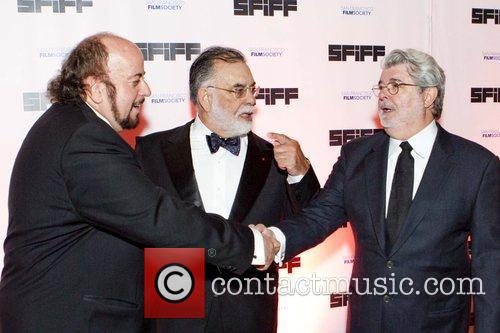 James Toback and Francis Ford Coppola