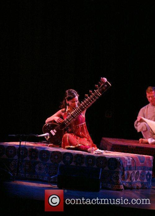 Anoushka Shankar and Ravi Shankar 4