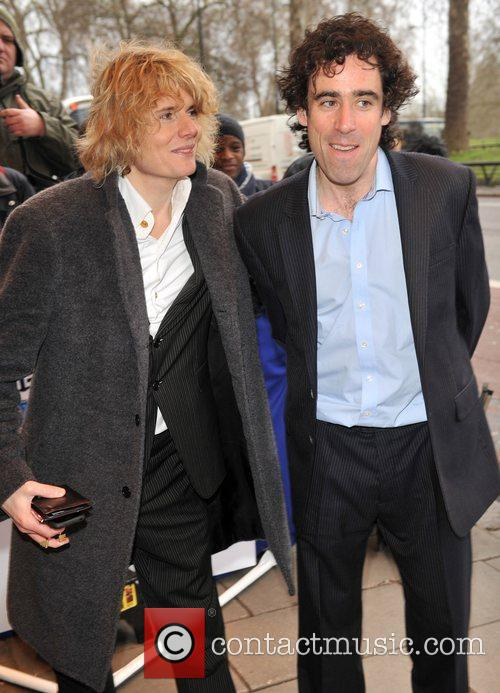 Julian Rhind-tutt and Stephen Mangan