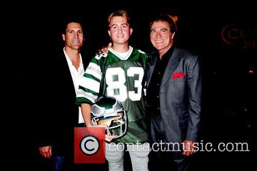 Mark Ciardi, Matt Collier and Vince Papale