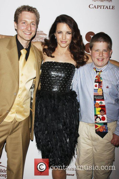 Michael Swart and Kristin Davis 2