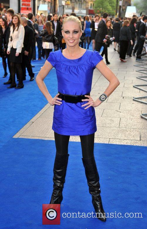 Camilla Dallerup and Star Trek