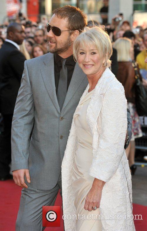 Russell Crowe and Helen Mirren 6