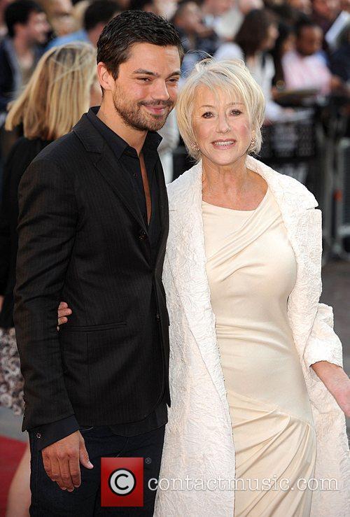 Helen Mirren and Dominic Cooper