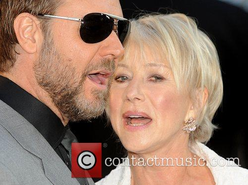 Russell Crowe and Helen Mirren 11