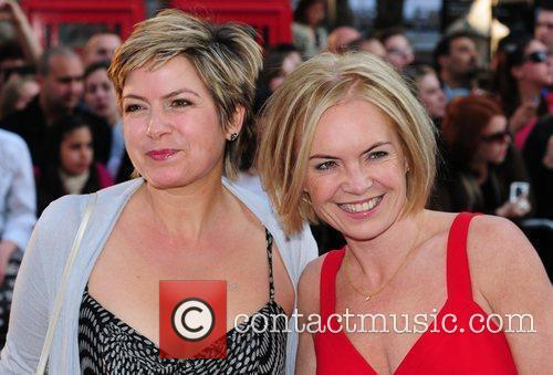 Penny Smith and Mariella Frostrup 3