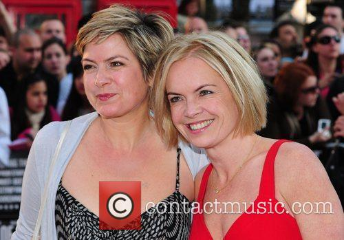 Penny Smith and Mariella Frostrup 5
