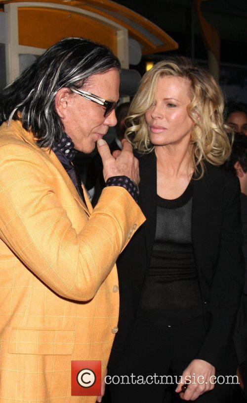 Mickey Rourke and Kim Basinger 8