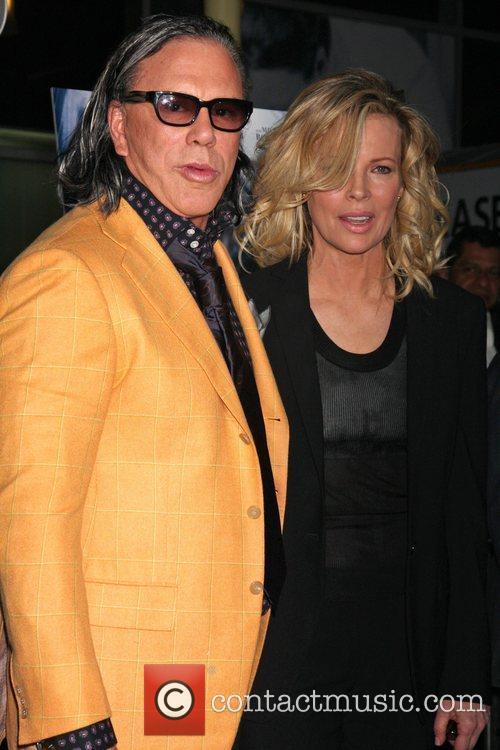Mickey Rourke and Kim Basinger 11