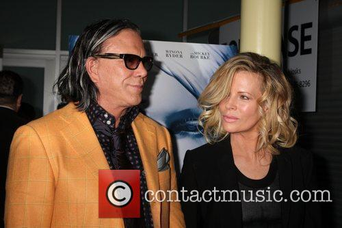 Mickey Rourke and Kim Basinger 7