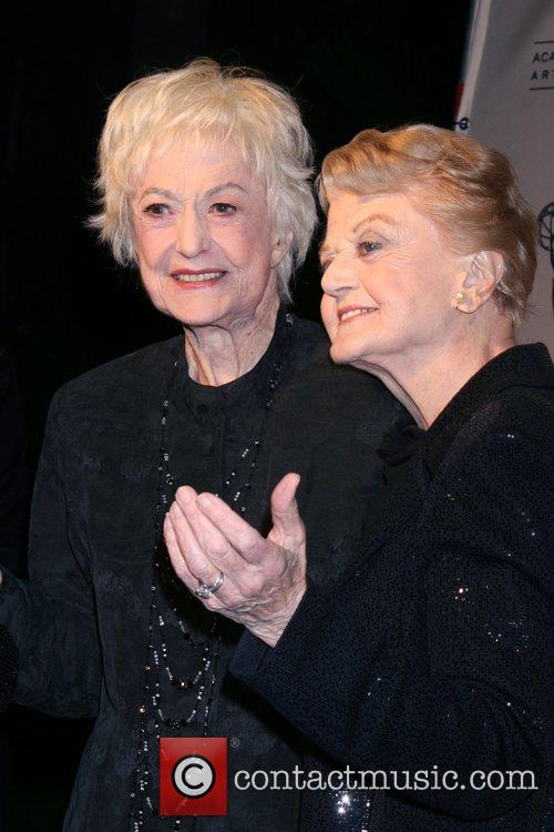 Bea Arthur and Angela Lansbury 1