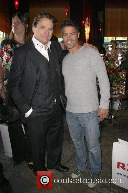Damian Chapa and Esai Morales