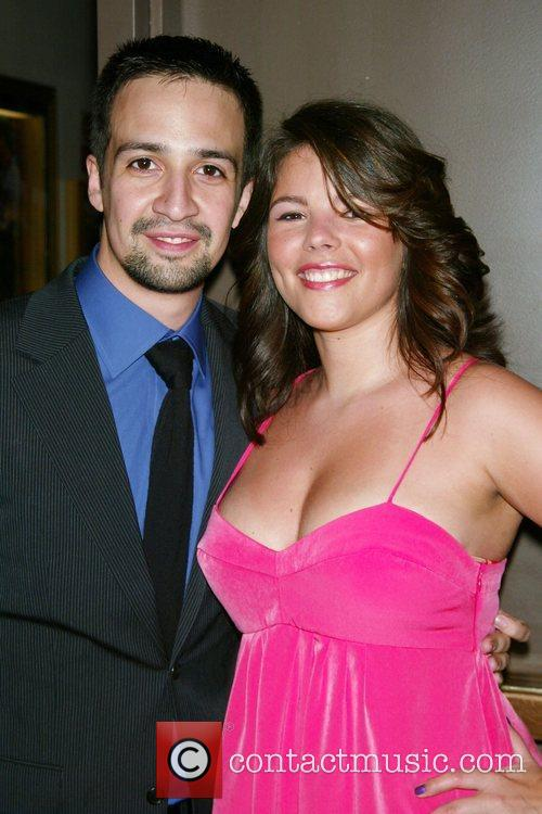 Lin-manuel Miranda, West Side Story and Palace Theatre 2
