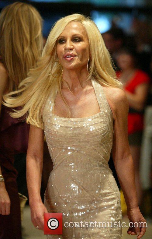 Donatella Versace and White House