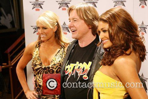 Kelly Kelly and Roddy Piper