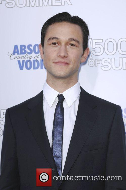 Joseph Gordon-levitt and Egyptian Theater
