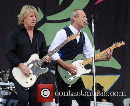 Status Quo, Glastonbury Festival and Rick Parfitt 8