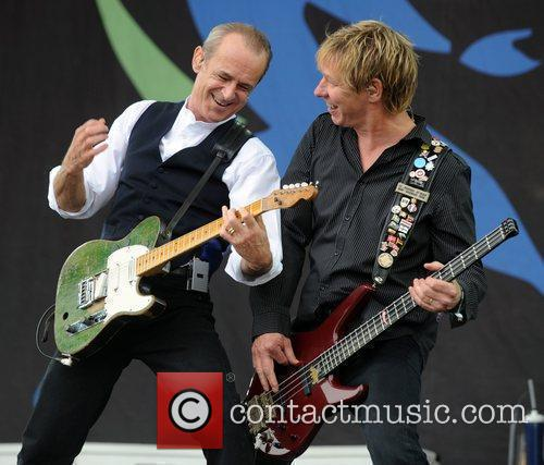 Status Quo, Glastonbury Festival and Rick Parfitt 4