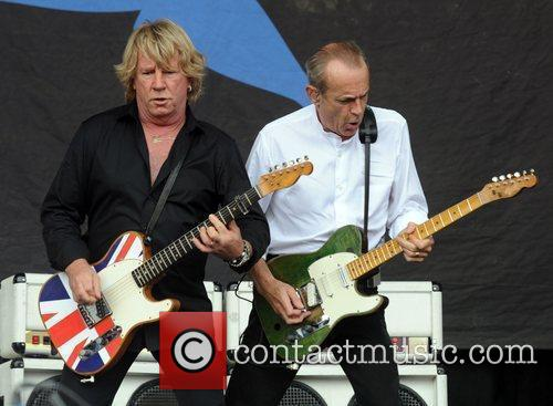 Status Quo, Glastonbury Festival and Rick Parfitt 3