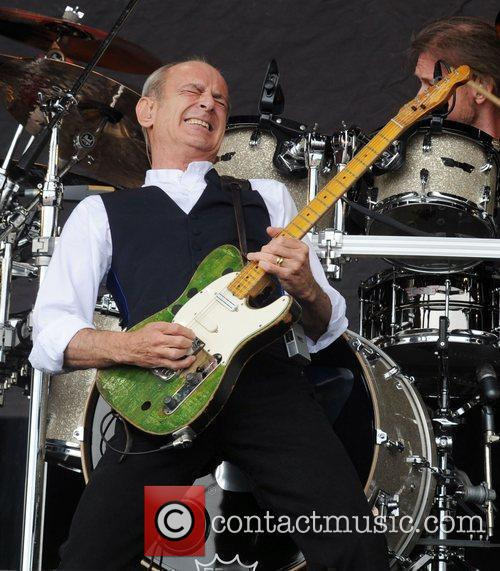 Status Quo and Glastonbury Festival 5