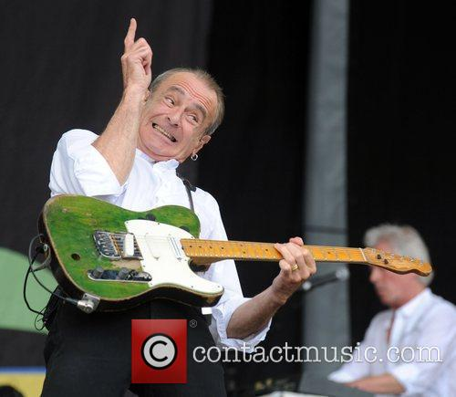 Status Quo and Glastonbury Festival 6