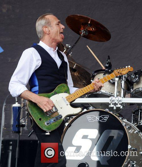 Status Quo and Glastonbury Festival 9