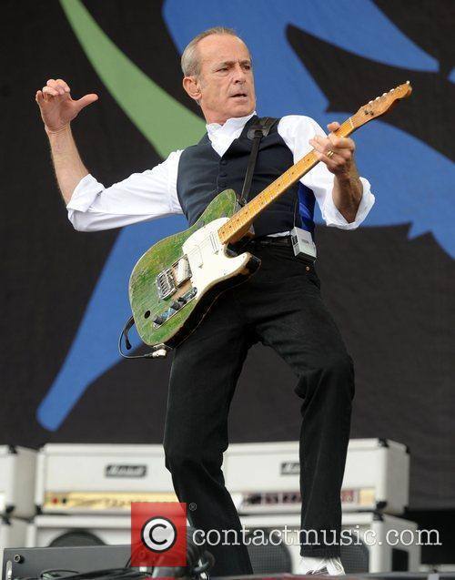 Status Quo and Glastonbury Festival