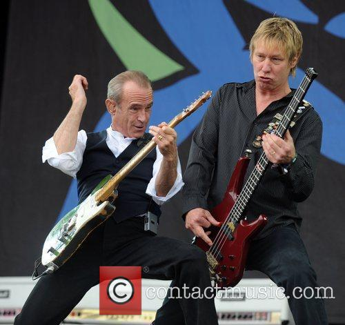 Status Quo and Glastonbury Festival 7