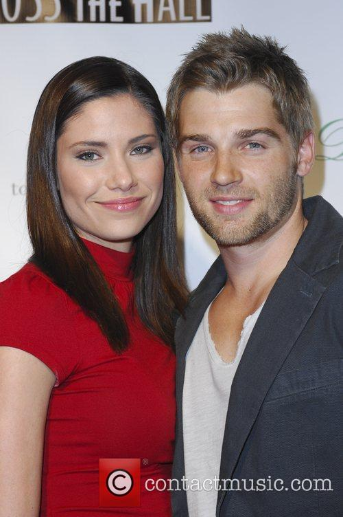 Mike Vogel Courtney and Mike Vogel