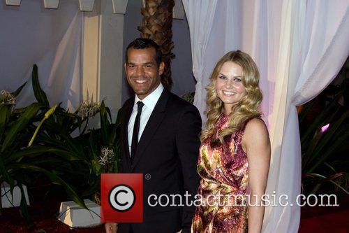Amaury Nolasco and Jennifer Morison
