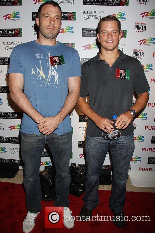 Ben Affleck and Matt Damon 11