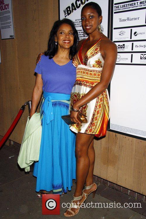 Phylicia Rashad and Her Daughter Condola Phyleia Rashad 1