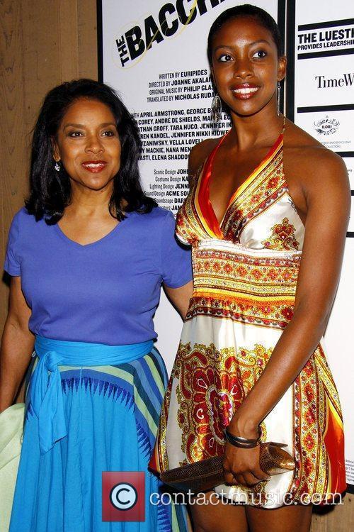 Phylicia Rashad and Her Daughter Condola Phyleia Rashad 3