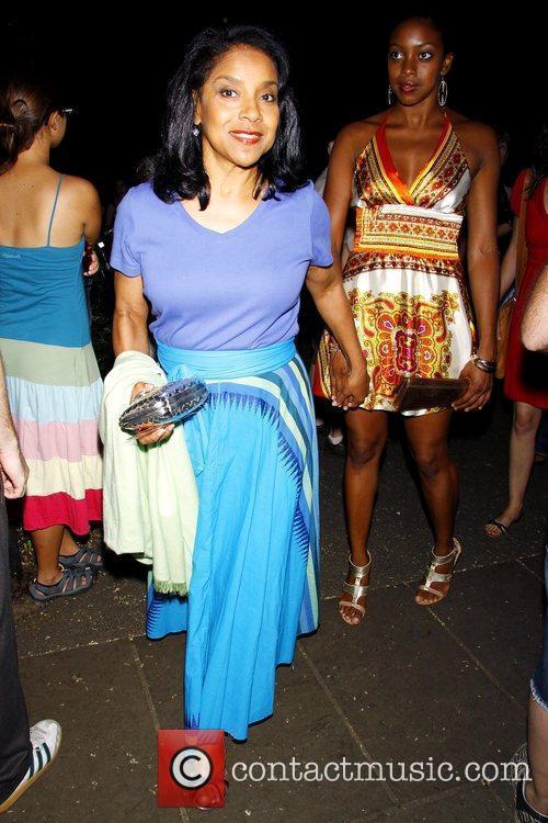 Phylicia Rashad and Her Daughter Condola Phyleia Rashad 5