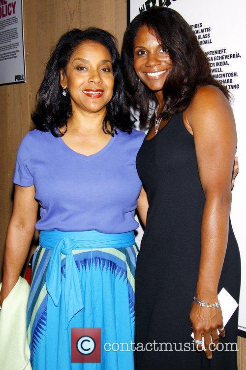 Phylicia Rashad and Audra Mcdonald