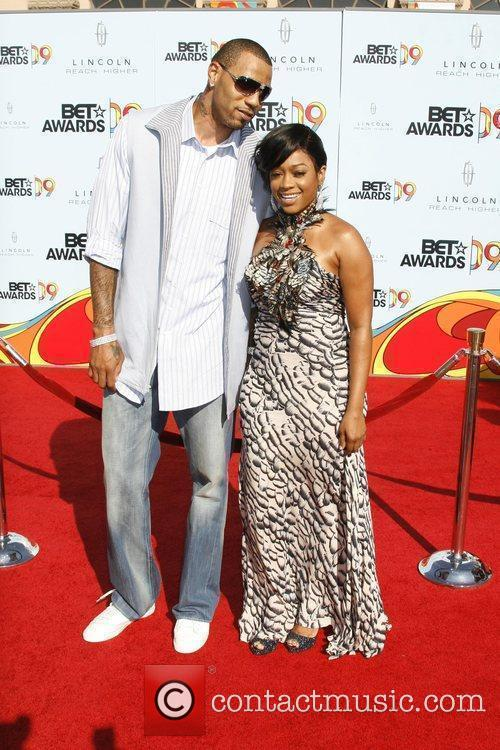 Trina and Bet Awards 9