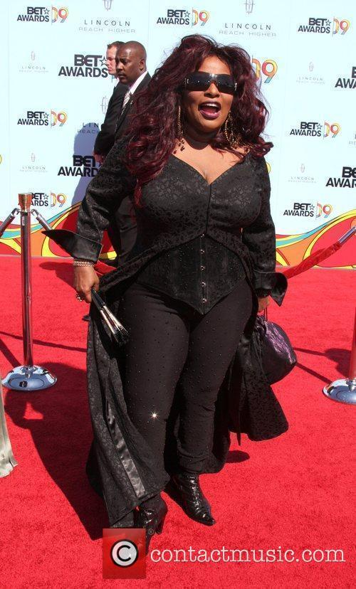 Chaka Khan and Bet Awards 4