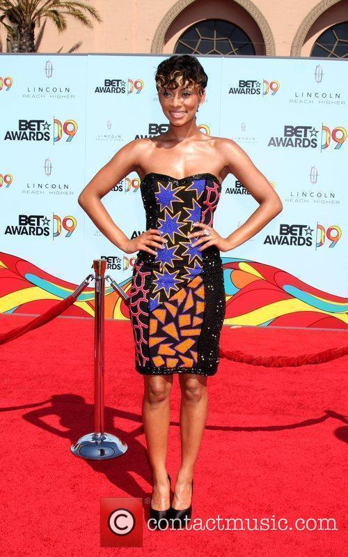 Keri Hilson and Bet Awards 2
