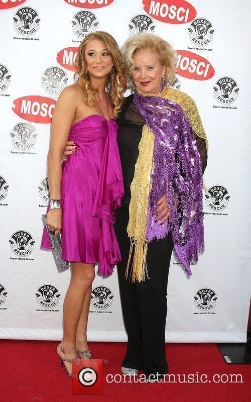 Kristen Renton and Sally Kirkland