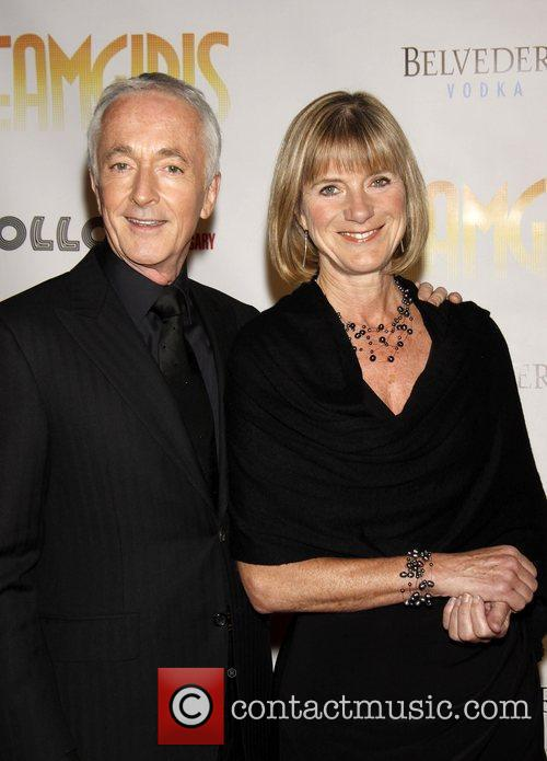 Anthony Daniels and His Wife Agnes Daniels