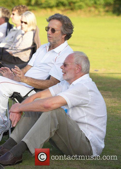 Eric Clapton and Bob Harris 3